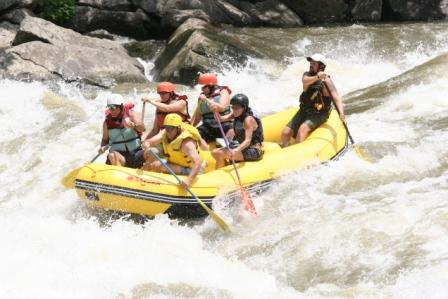 14' Saturn on the Gauley