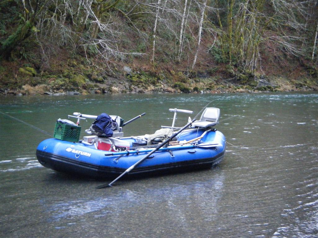 14 39 6 saturn outfitter for Best fly fishing raft
