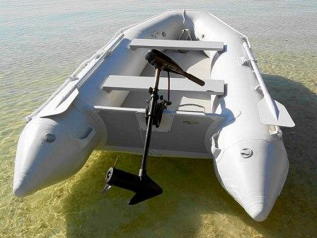 11' Saturn Dinghy Tender SD330 with Electric Motor