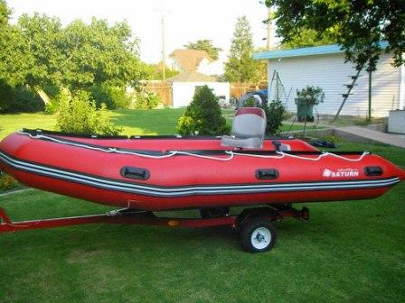 14' Saturn Dinghy Tender SD430