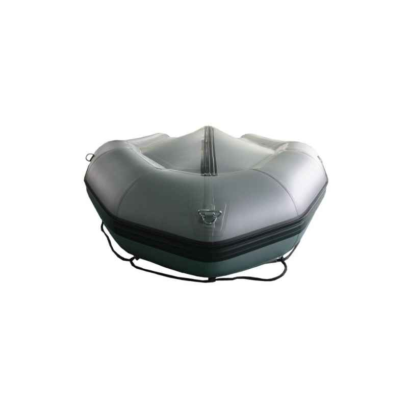 "Gun Metal Grey - 9'6"" Saturn Dinghy SD290 Inflatable Boat"