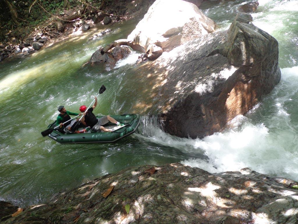 Customer Photo - 2015 Version 12' Saturn Light River Raft/Kayak