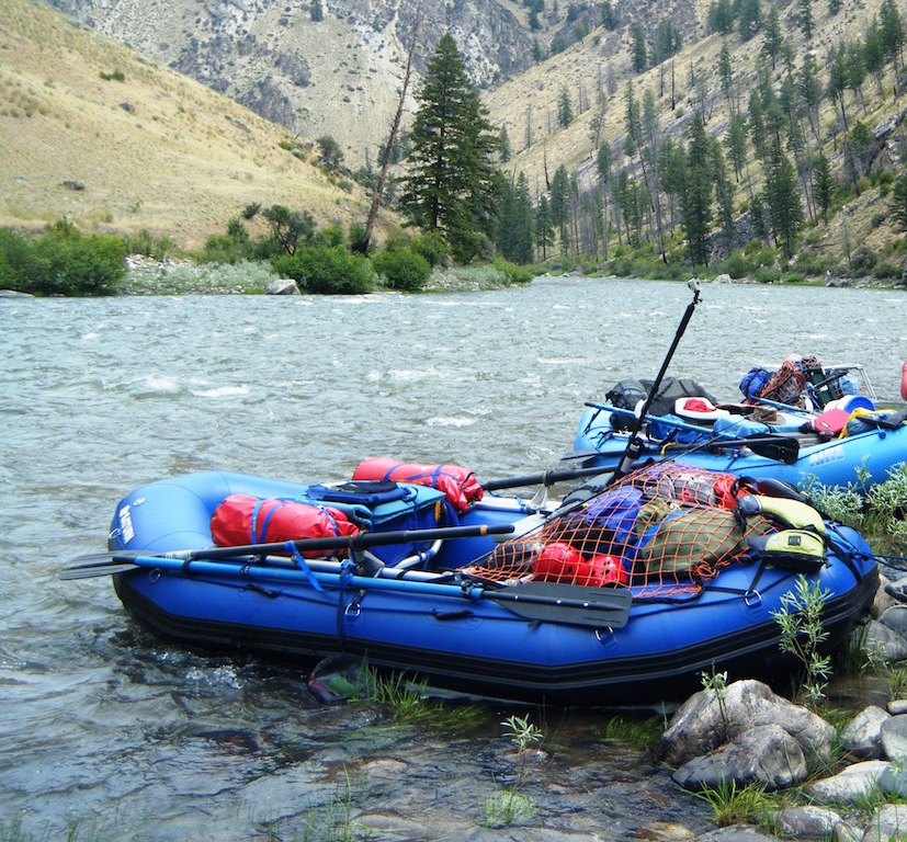 Customer Photo - 14' Saturn Whitewater Raft - Salmon River