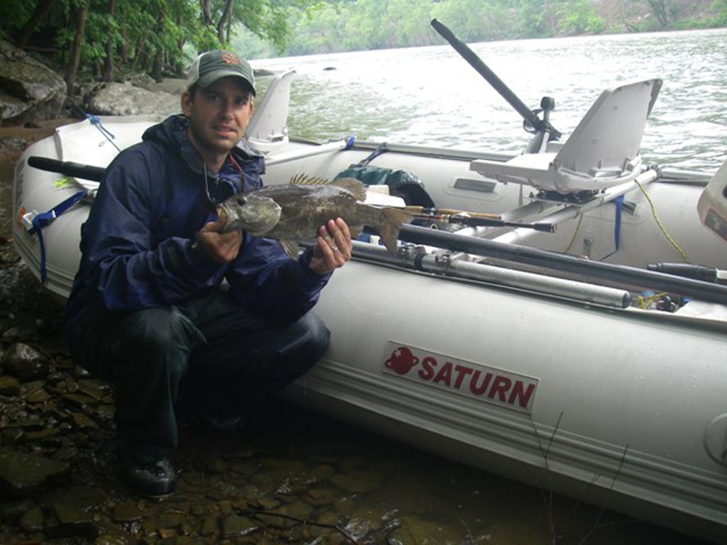 11' Saturn Inflatable Boat SD330 - Fishing Machine