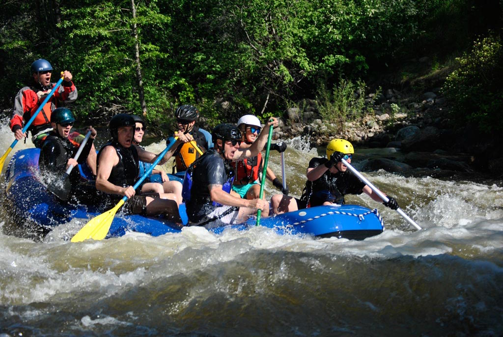 13' Saturn Whitewater Raft