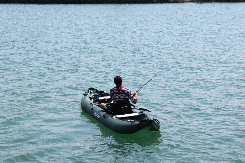 13 39 ocean fishing kayak ofk396 for Good fishing kayaks