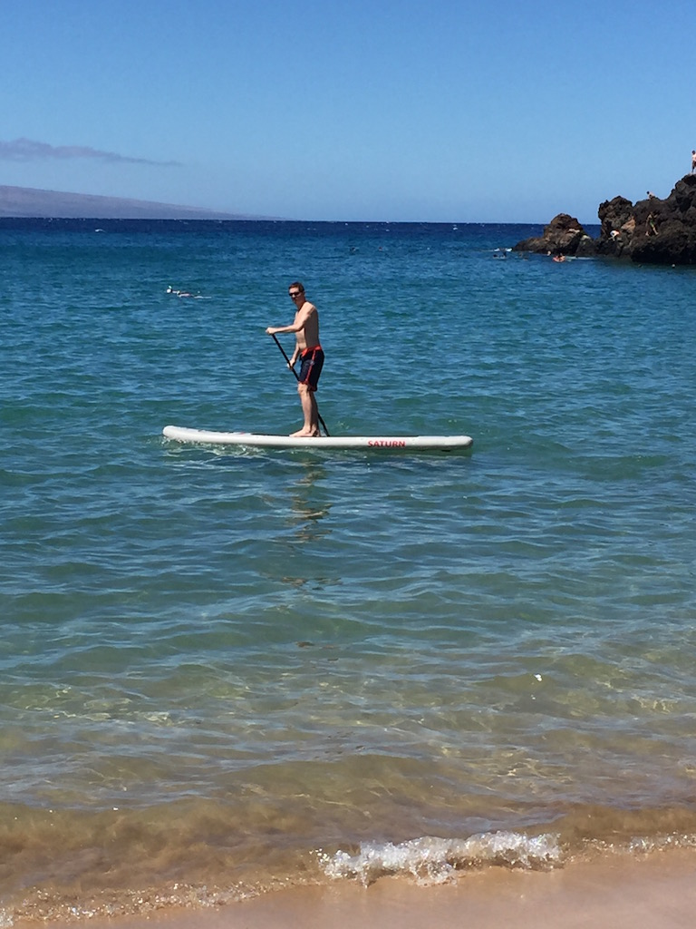 12' Saturn River/Ocean SUP Board