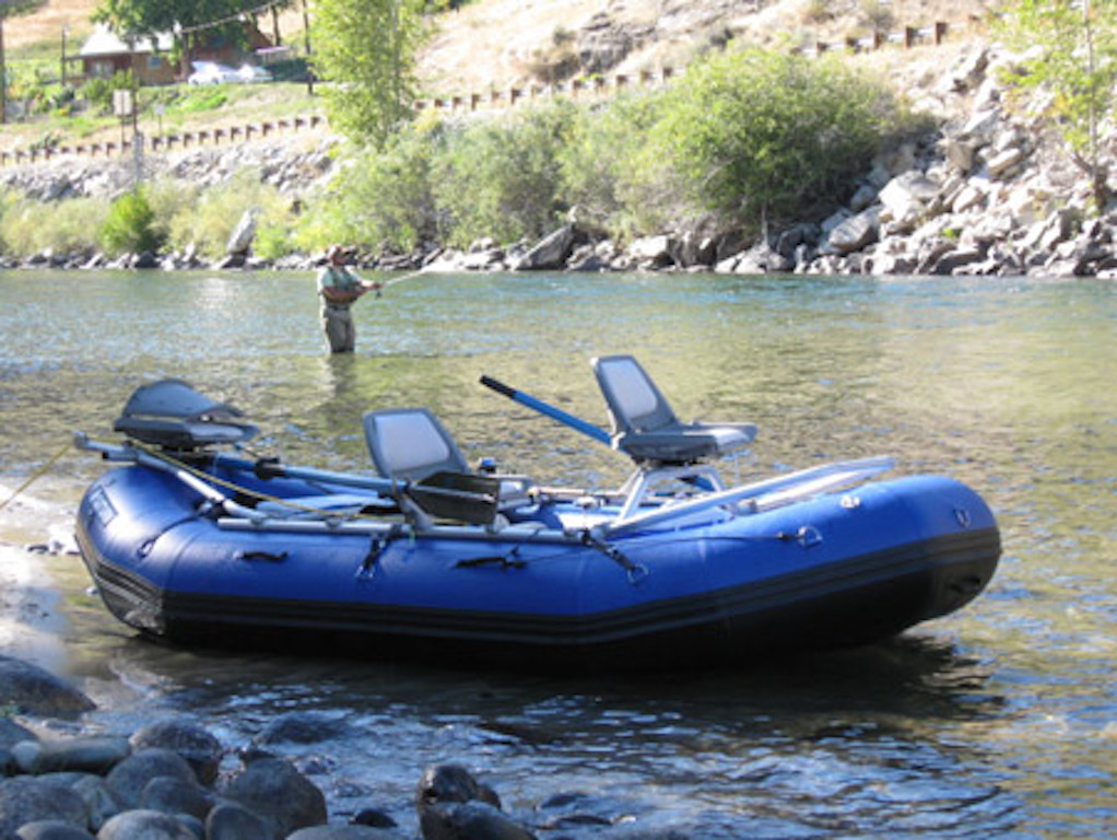 Customer Photo - 14' Saturn Whitewater Raft - Getting Away From Work