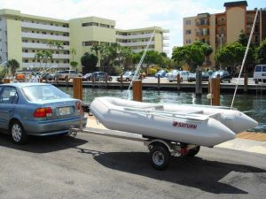 11' Saturn Dinghy Tender
