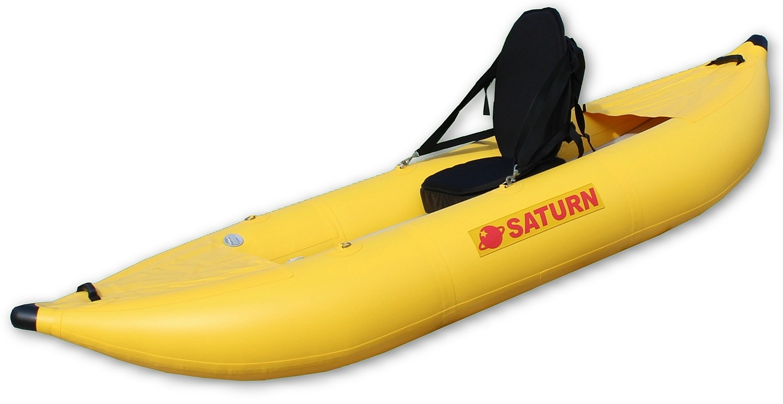 "8'6"" Saturn Inflatable Kayak (OK290 Model)"