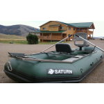 "12'6"" Saturn Soloquest Whitewater Raft"