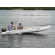 18' Saturn KaBoat SK548XL with Outboard Motor Added