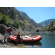 Customer Photo - 14' Saturn Whitewater Raft - Salmon River Fishing and Floating in the 14' RD430