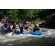 13' Saturn Whitewater Raft in Class III+ Whitewater
