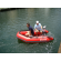 "8'6"" SS260 Saturn Dinghy - Slated Floor Design - With Electric Motor"