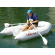 Rowing Saturn SD230 Inflatable Boat