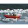 Customer Review Photo - 14' Saturn Cataraft (CT430) Tubes on Glacial Water in Alaska
