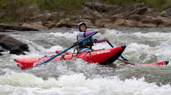 14' Saturn Cataraft Tubes