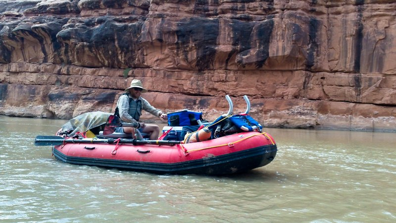 Saturn with Glenn Fischer on the San Jaun