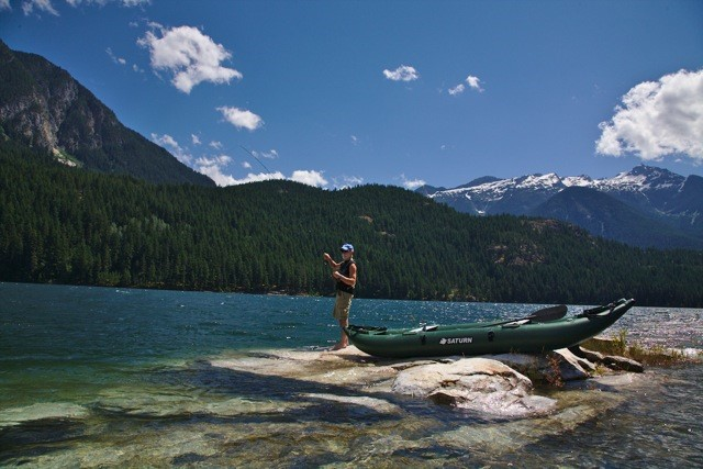 Saturn Kayak