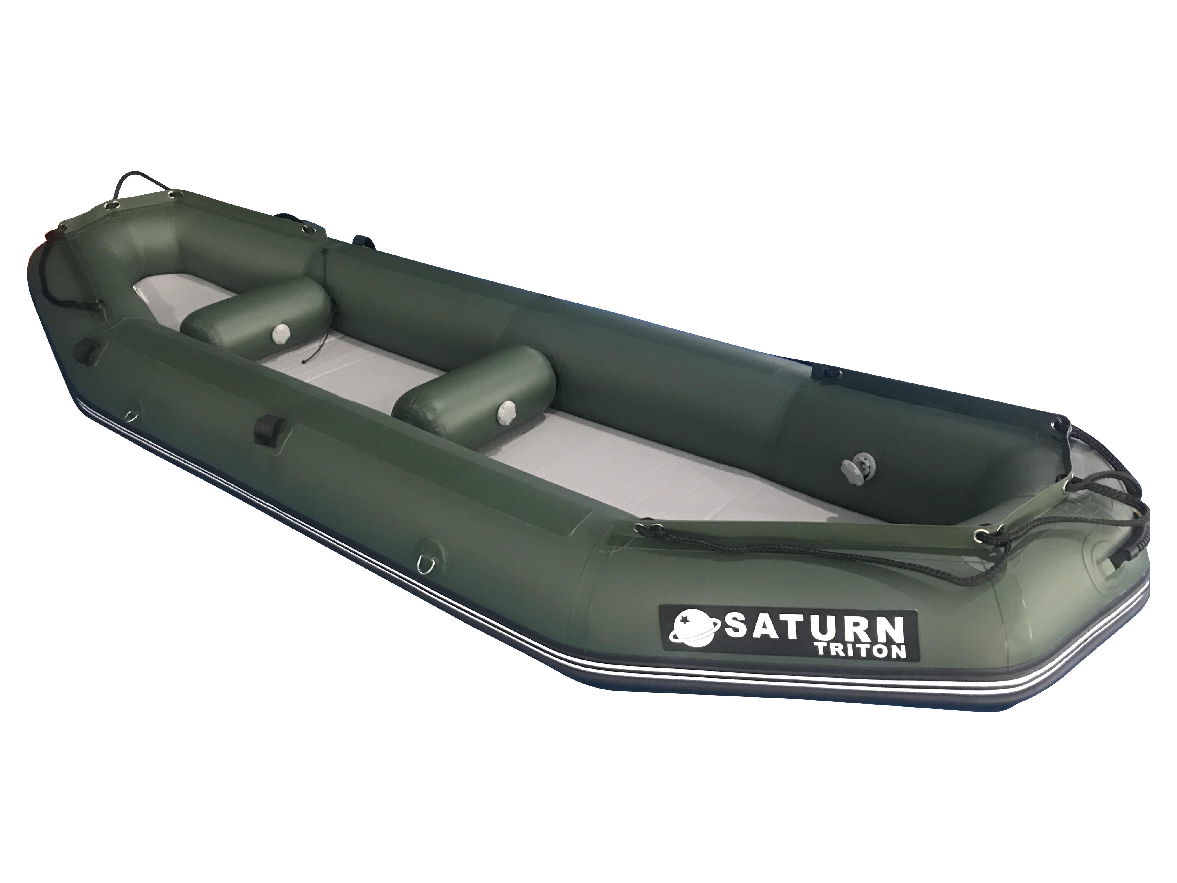 2021 12' Saturn Triton Raft / Kayak