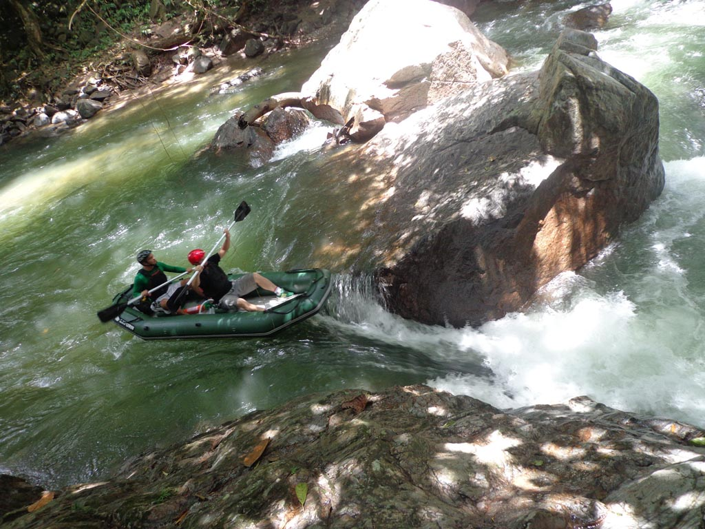 Customer Photo - 2015 Version 12' Saturn Light River Raft/Kayak