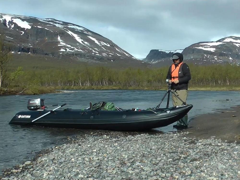 15' XL KaBoat - Military Black (Alaska Series)