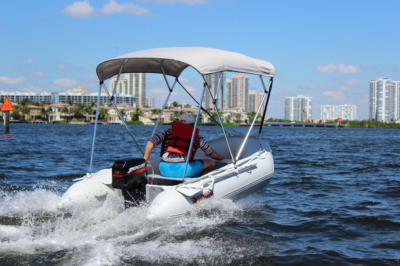 11 Saturn Dinghy Tender Sport Boat