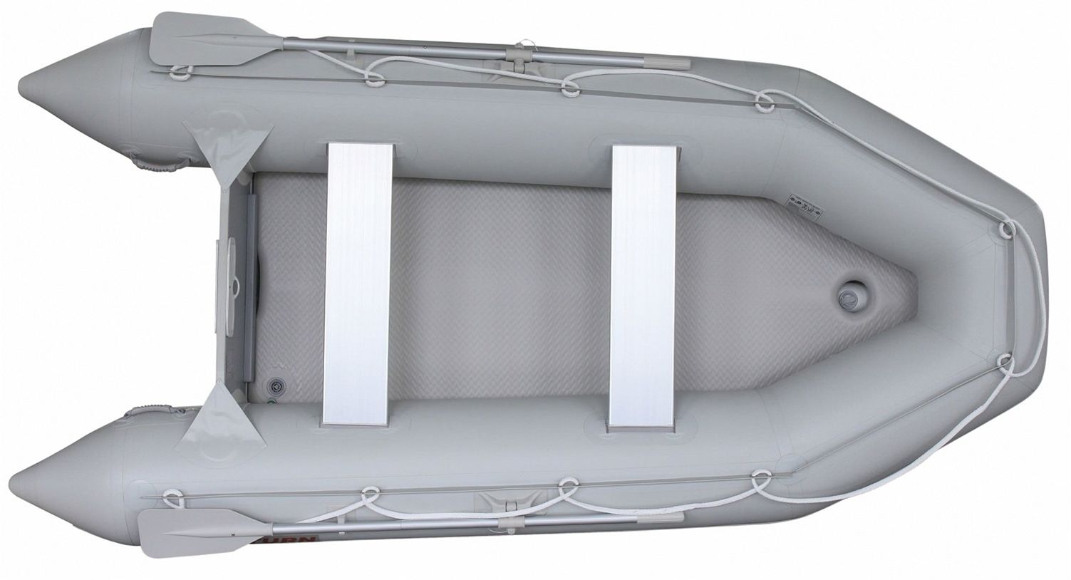 11' Saturn Inflatable Boat SD330 - Top View