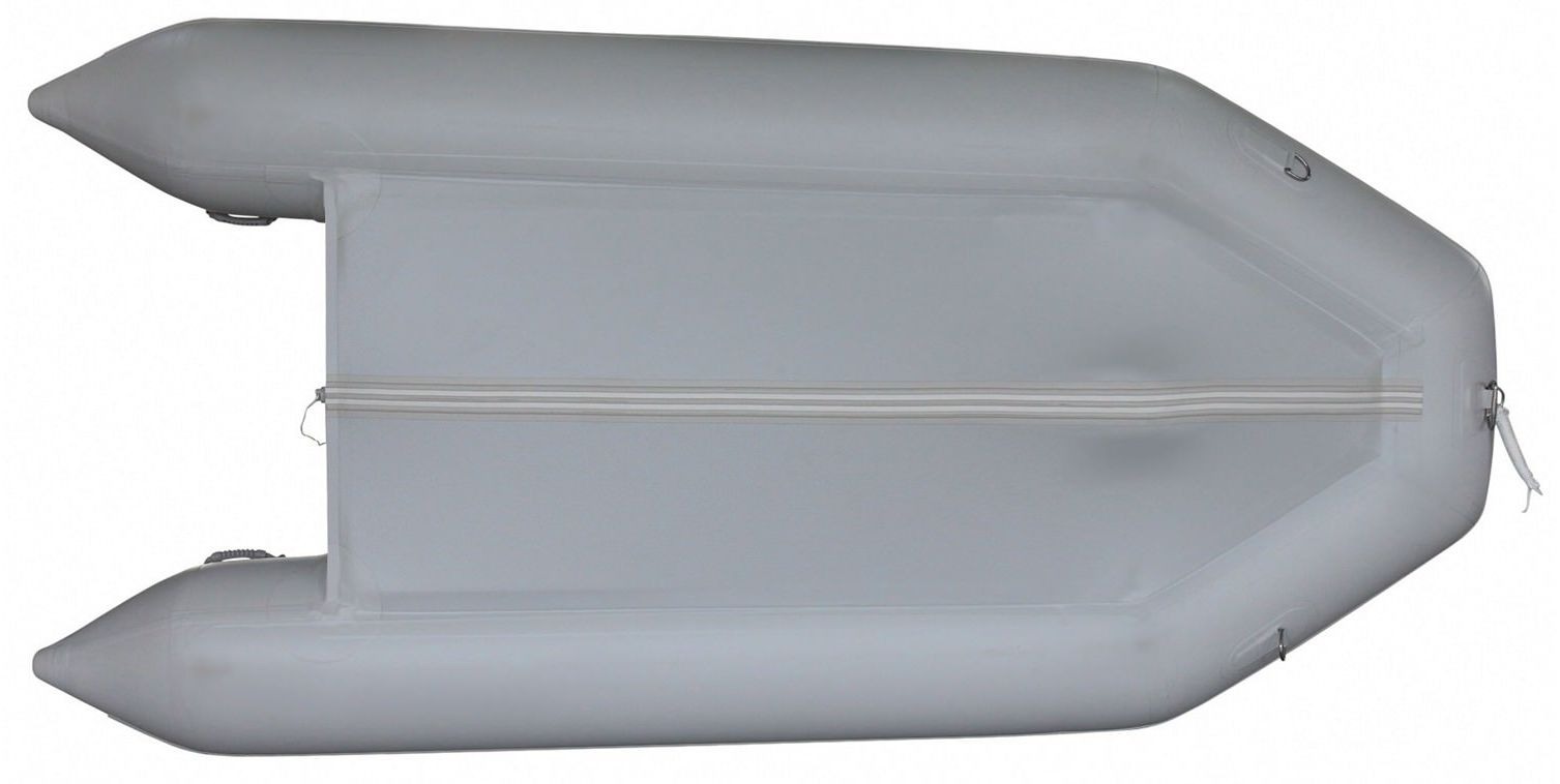 11' Saturn Inflatable Boat SD330 - Bottom View