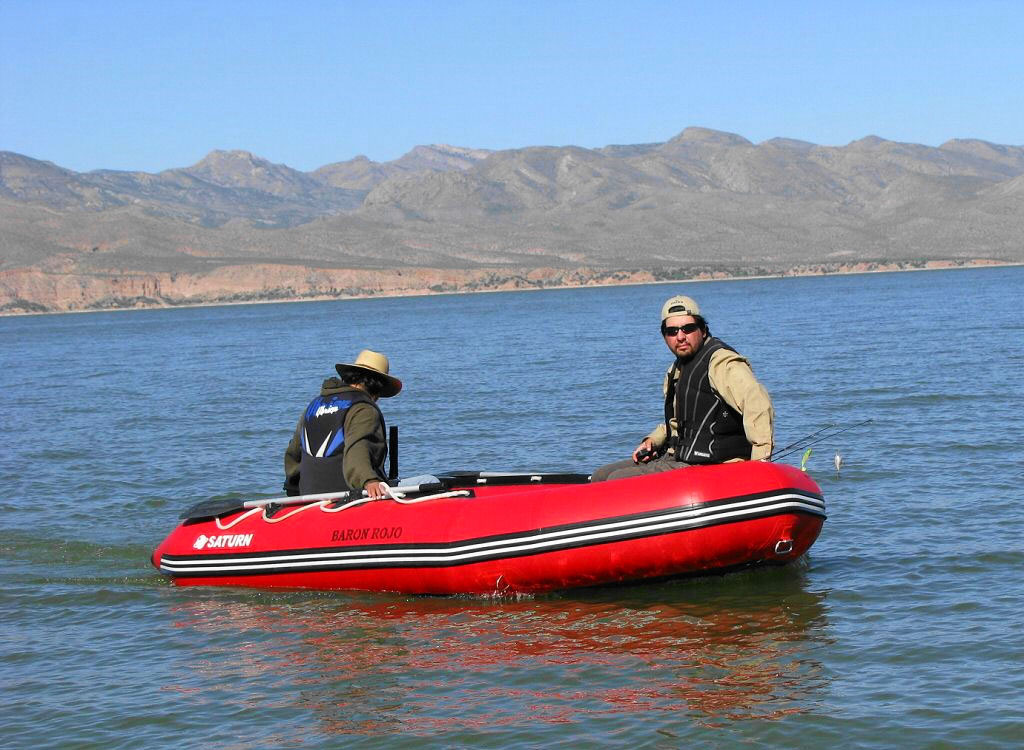 Customer Photos - 12' Saturn SD365 Inflatable Boat