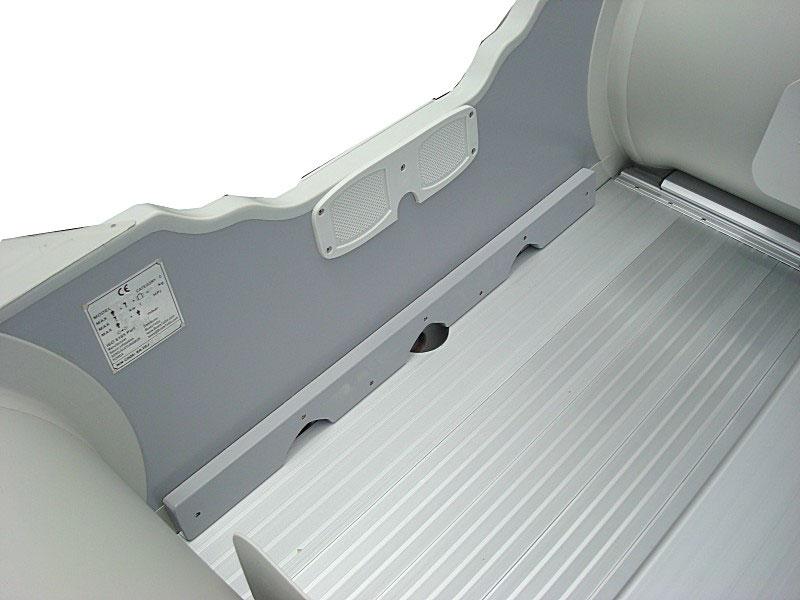 15' Saturn Inflatable Boat - SD470 - w/ Aluminum Floor - Transom