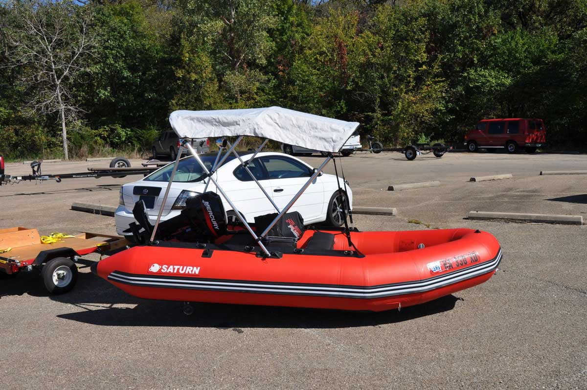 12' Saturn Dinghy Tender