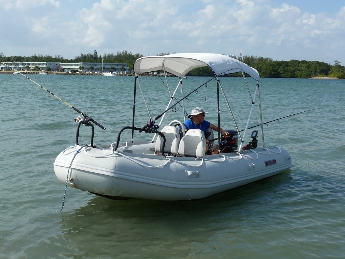 15' Saturn Dinghy