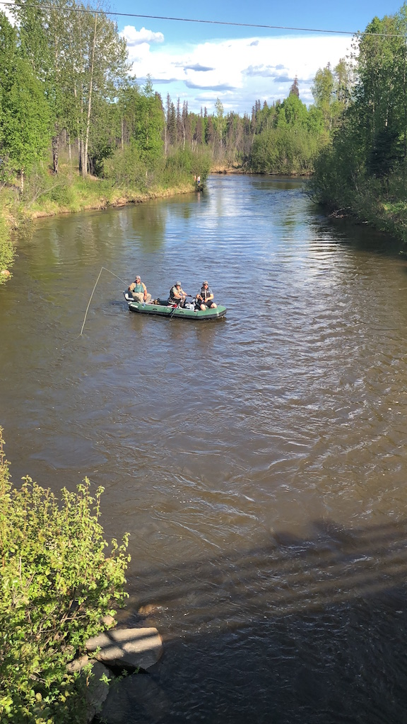 "12'6"" Saturn Whitewater Raft - Alaska Guide Raft"