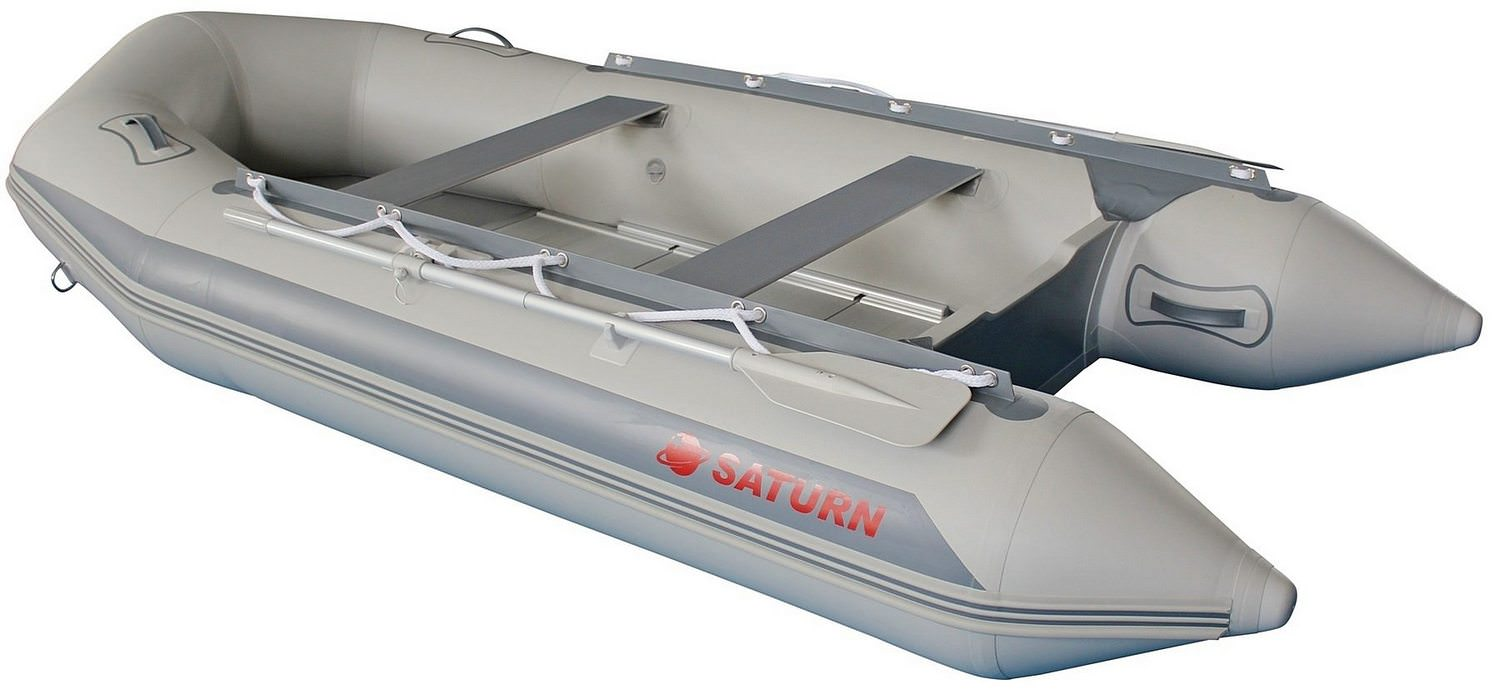11.9' Budget Boat by Saturn - Grey