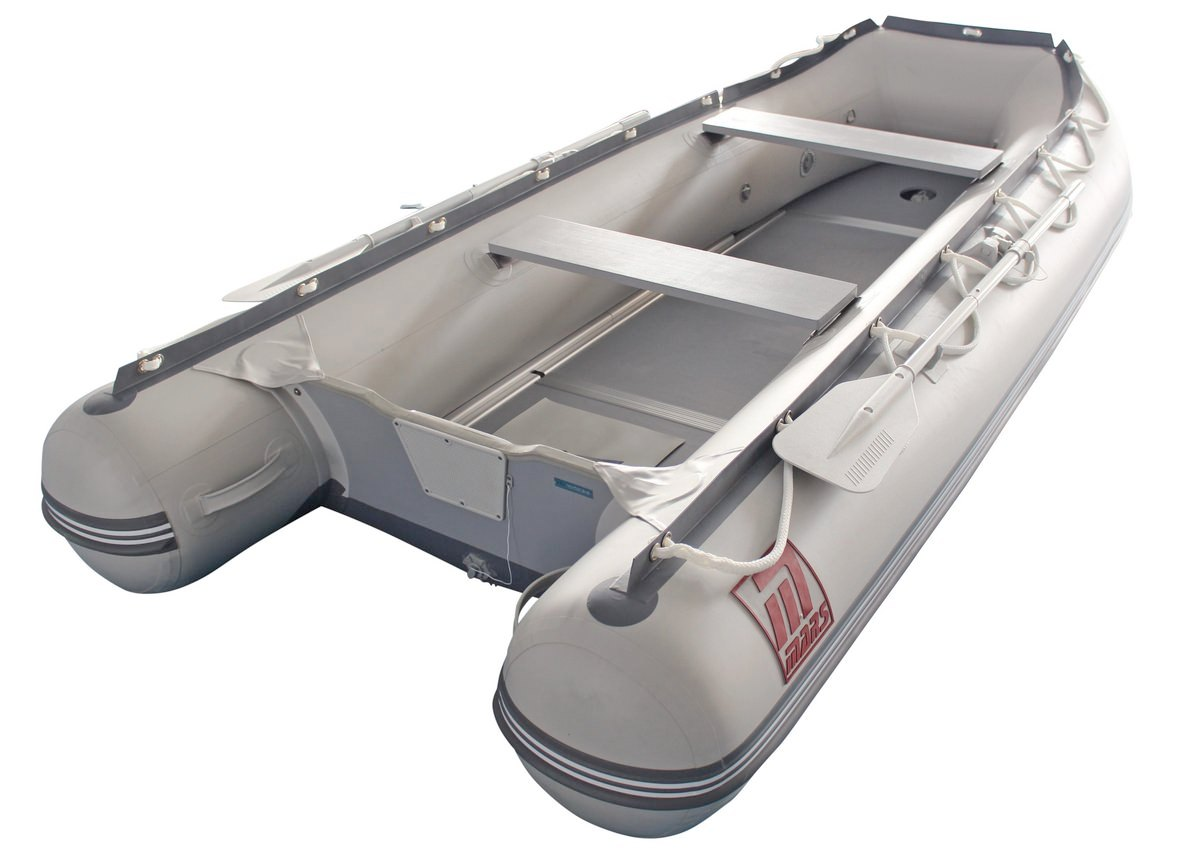11' Mars Inflatable Boat - Top View