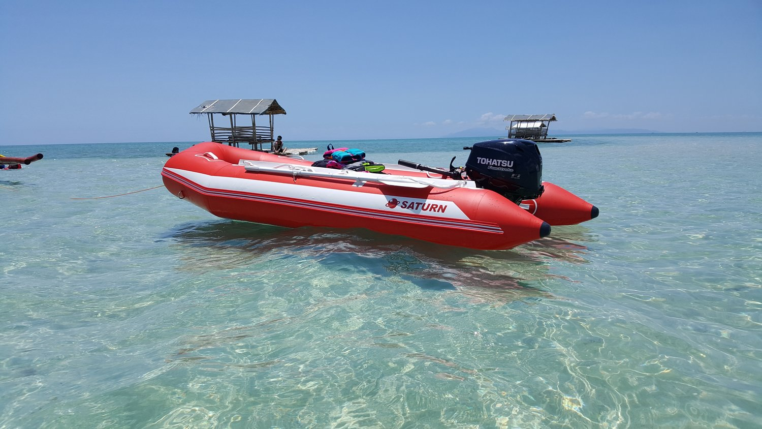 12.5' Budget Boat by Saturn - Customer Review Photo