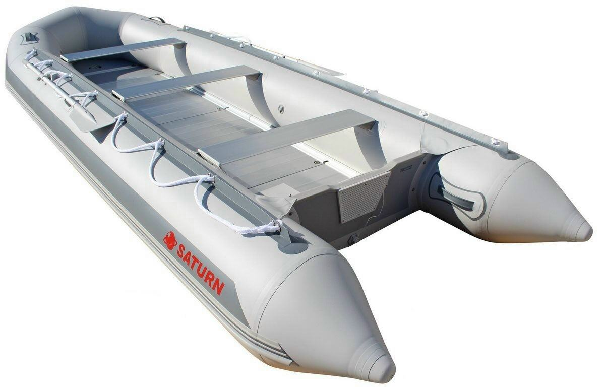 15' Saturn SD460 Budget Boat