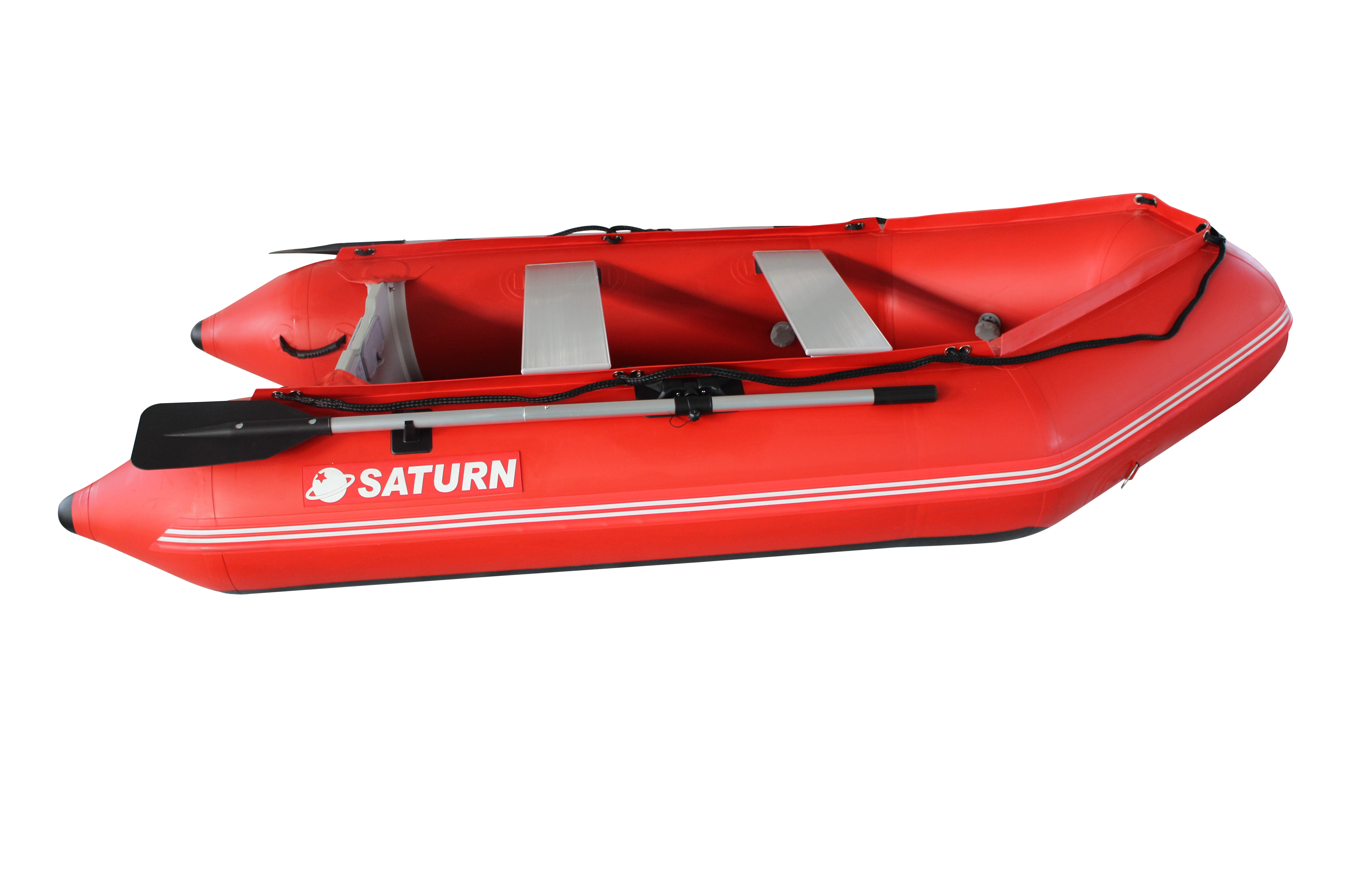 "2020 9'6"" Saturn Dinghy - Red"