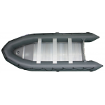 18' Saturn SD518 Inflatable Boat (5 Piece Sectional Aluminum Floor)