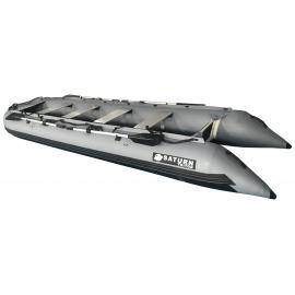 16' Saturn Triton Outfitter Series KaBoat - Dark Grey