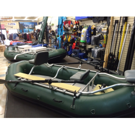 14' Saturn Whitewater Raft with Outfitter Floor and Upgrades - Dealer Showroom Floor