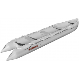 15' Saturn KaBoat SK470 - Light Grey