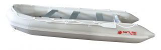 All New 14' Saturn Long Tender (Triton Version) With Dropstitch Floor - Rowing Oars Included