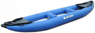 13' Saturn Inflatable Expedition Kayak - Tandem RK396 Model
