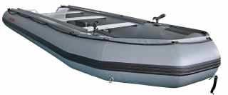 15' Saturn Heavy Duty Fishing Boat - Front Angle View