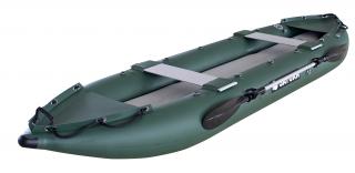 2021 Model 13' Saturn Ocean Kayak - Green