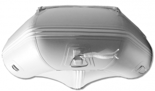 11' Saturn Inflatable Boat SD330 - Front View