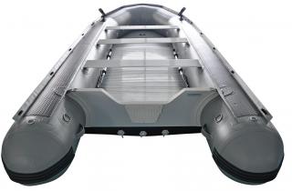 15' Saturn Heavy Duty Fishing Boat - Top View